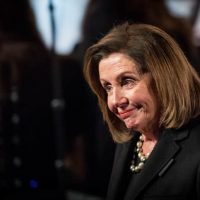 Спикер Палаты представителей США Нэнси Пелоси фото