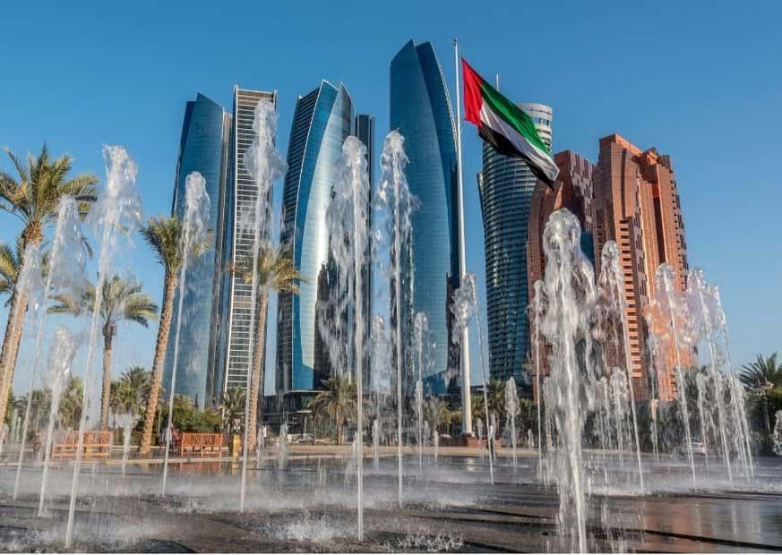 Объединенные Арабские Эмираты фото