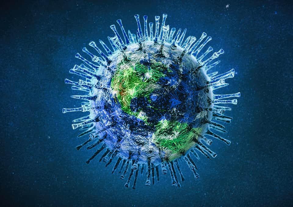 Пандемия коронавируса изображение