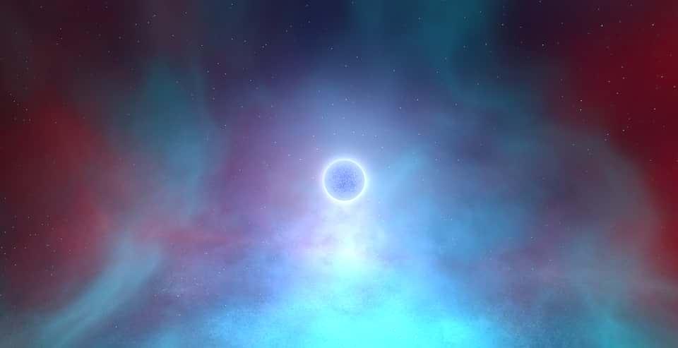 Вселенная планета изображение