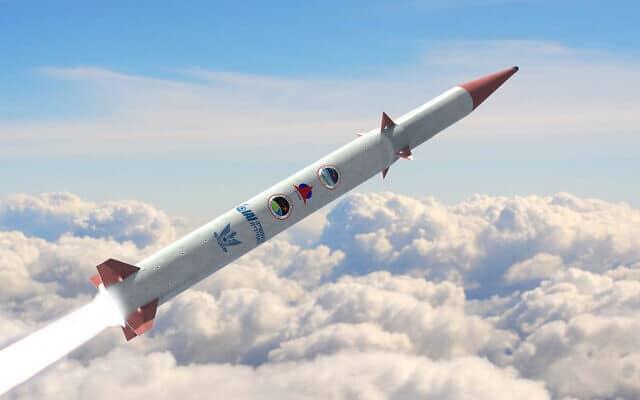 Ракета-перехватчик Arrow-4 изображение