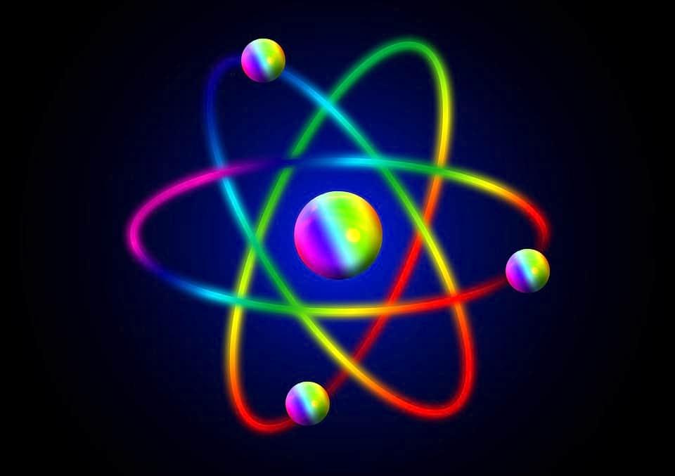 Ядерная энергия атомы ихображение