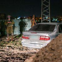 задержание палестинских террористов фото