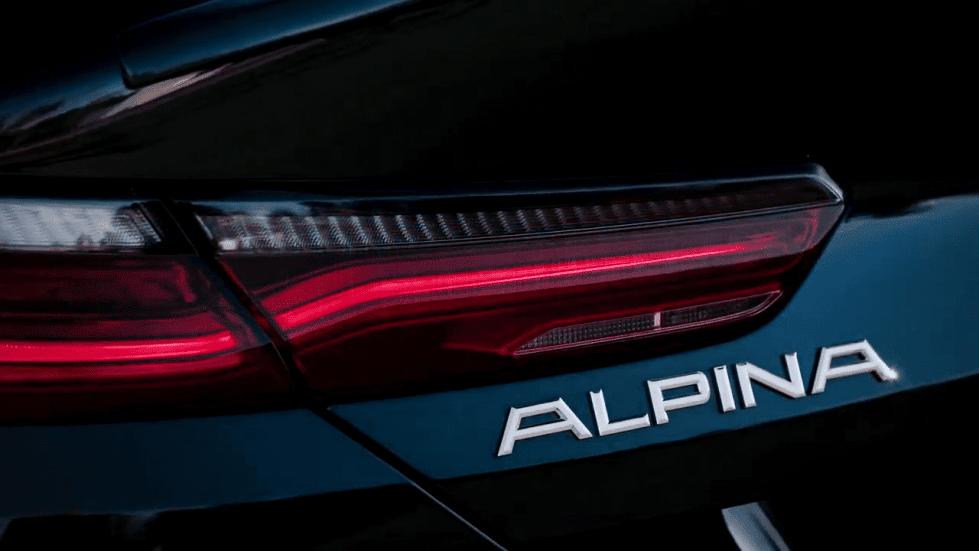 ALPINA авто фото