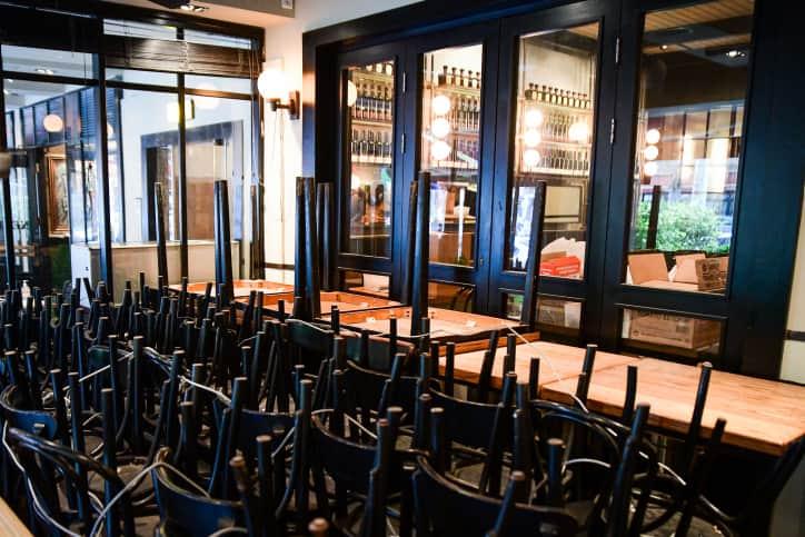 Закрытый ресторан в Израиле фото
