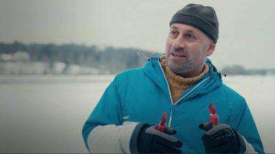 Фильм лыжник фото