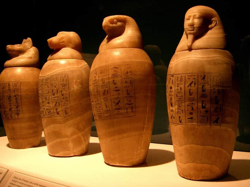 Мумификация мумия Древний Египет фото