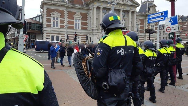 Полиция Нидерландов фото