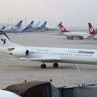 Самолеты иранской авиакомпании фото