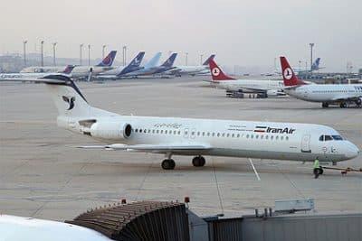 В Иране предотвратили попытку угона самолета