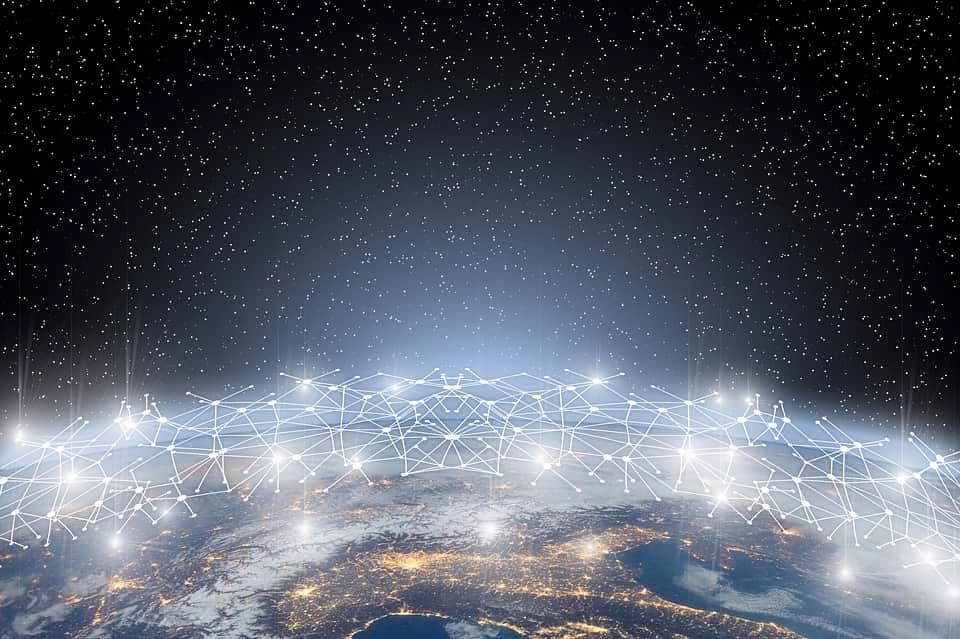 Сеть 5G интернет изображение