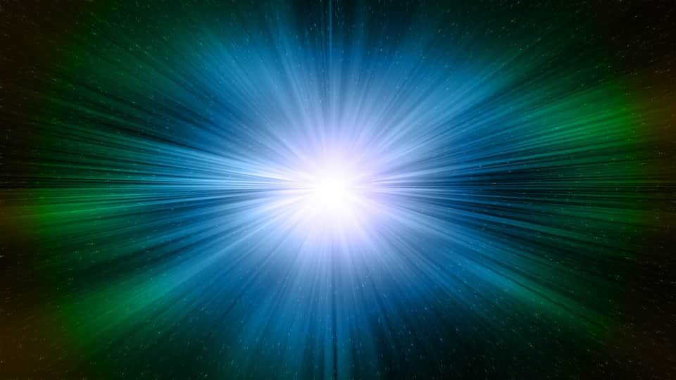 Скорость света изображение