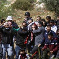 Солдаты ЦАХАЛа застрелили палестинца фото