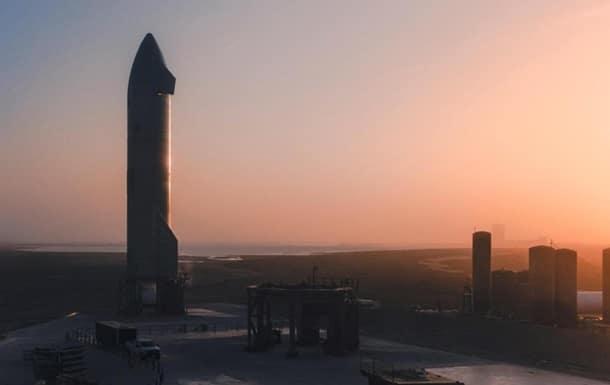космический корабль Starship фото