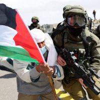 Столкновения палестинцев и солдат ЦАХАЛа