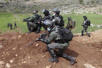 ЦАХАЛ объявил особое положение в Иудее и Самарии