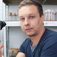 Украинский ученый Олег Лущак фото