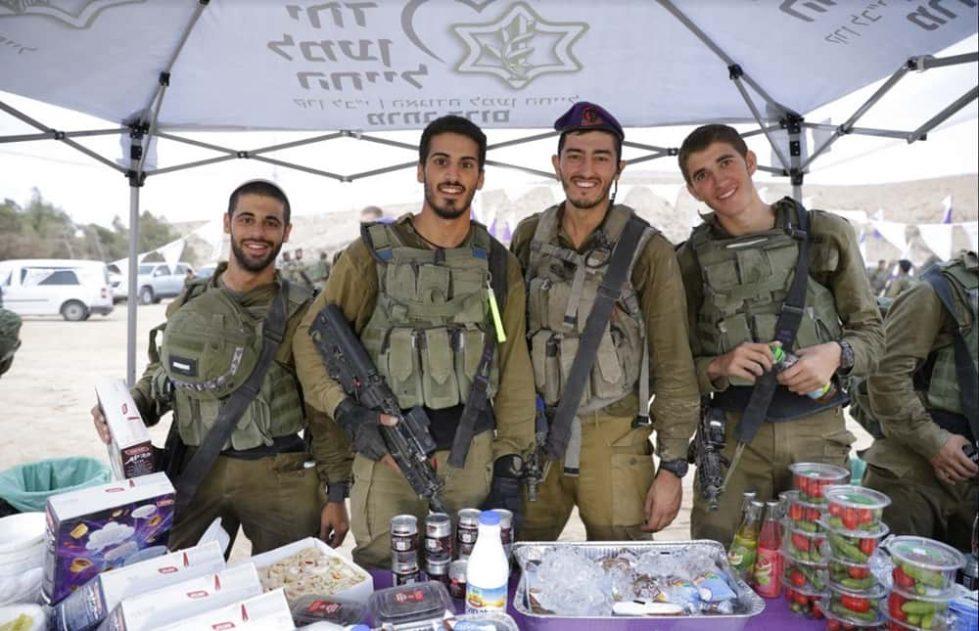«Яхад» поздравляет солдат ЦАХАЛа фото
