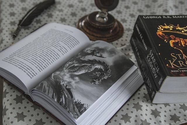Игра Престолов книга
