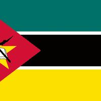 Флаг Мозамбика картинка