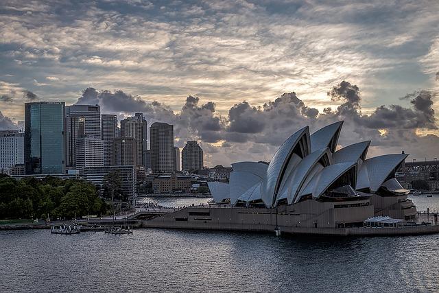 Сидней фото Австралия