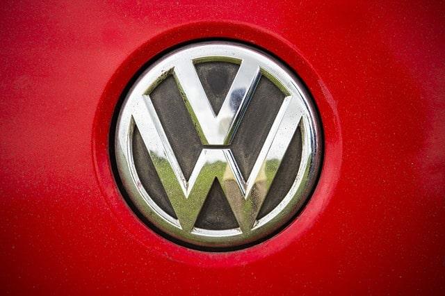 Volkswagen логотип фото
