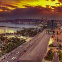 Баку Азербайджан фото
