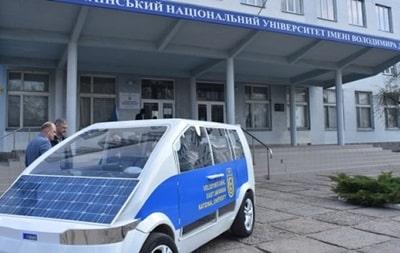 Электрокар Ева фото