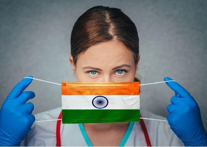 Эпидемия COVID-19 в Индии