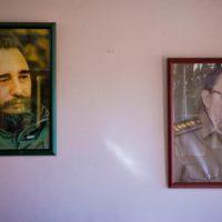 Фиделя и Рауля Кастро фото