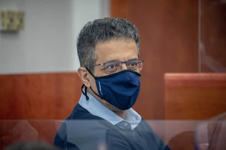 Бывший гендиректор Walla Илан Йешуа фото
