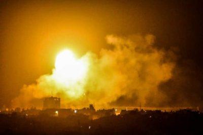 Палестинская правозащитная группа заявила о смерти детей из-за неудачных запусков ракет из Газы