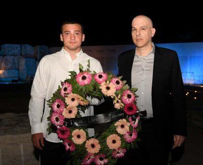 Церемония ко Дню памяти  фото