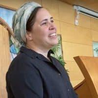 Глава ультраортодоксальной общины Шира Мирвис фото