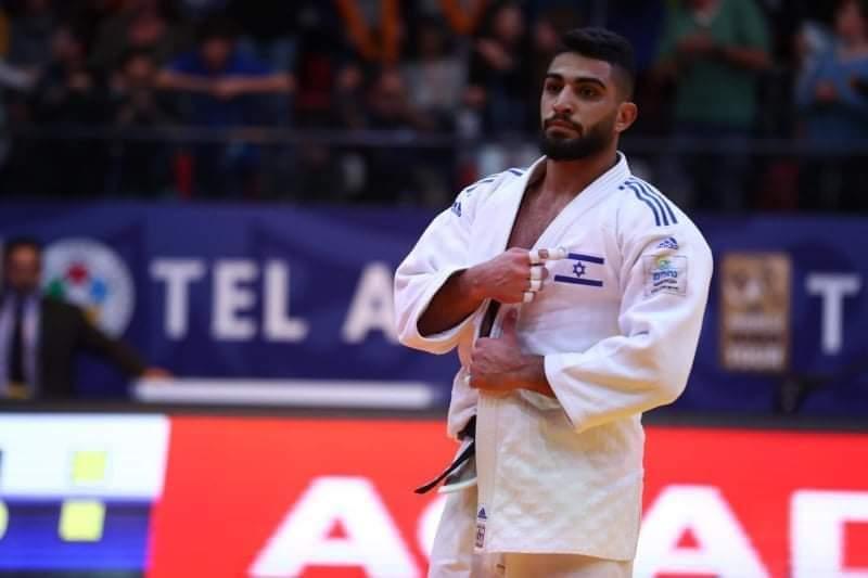 Израильские дзюдоисты завоевали серебряные и бронзовые медали на чемпионате Европы