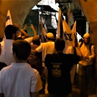 Протесты Лехавы фото