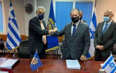 Минобороны подписало крупные оборонные соглашения с Грецией