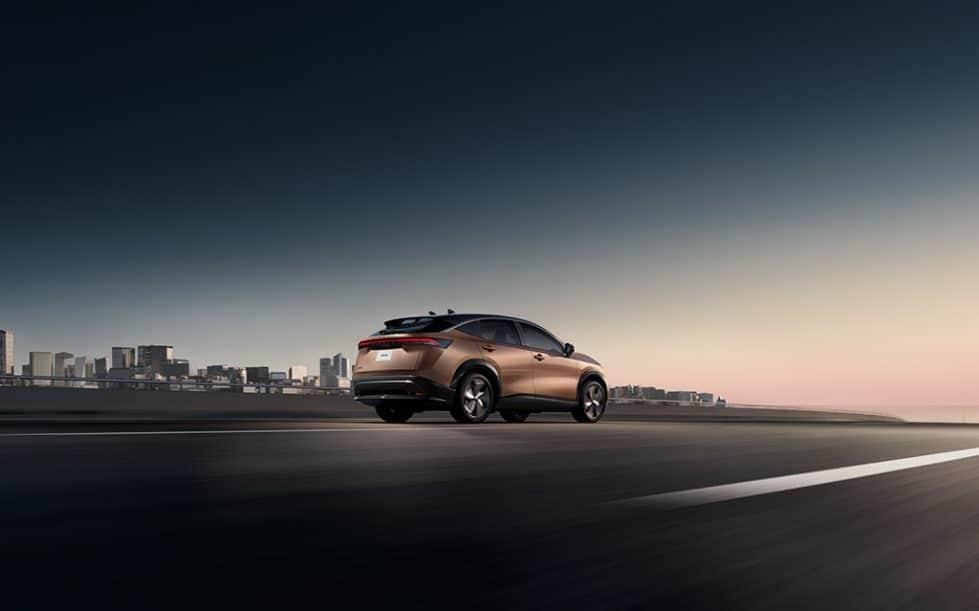 Nissan ARIYA автомобиль фото