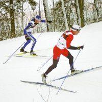 Норвежский спортсмен Андерс Окланд фото