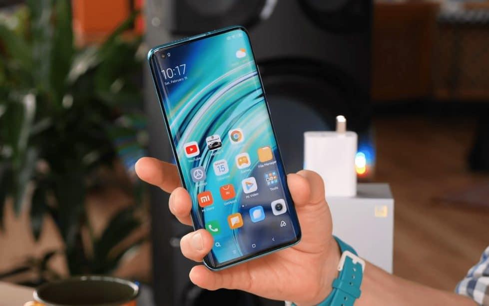 Xiaomi Mi 10 смартфон