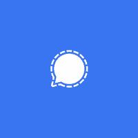 Signal мессенджер логотип