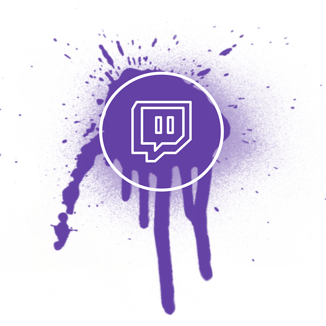 Twitch логотип фото