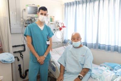 Уникальная операция по трансплантации органов фото