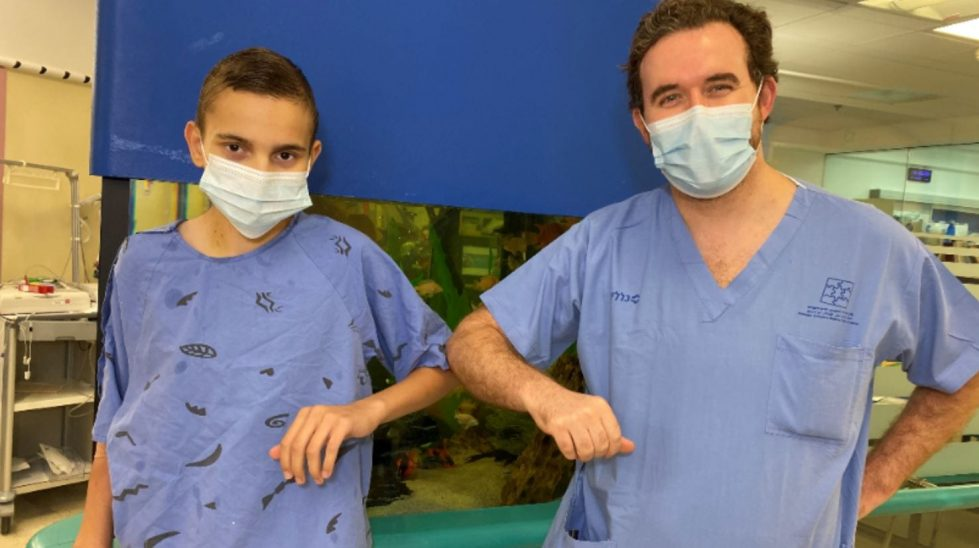 Уникальная операция в Израиле фото