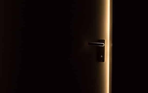 темнота, дверь фото