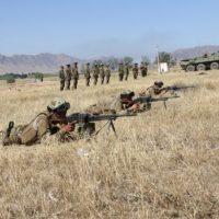 Военные Кыргызстана фото