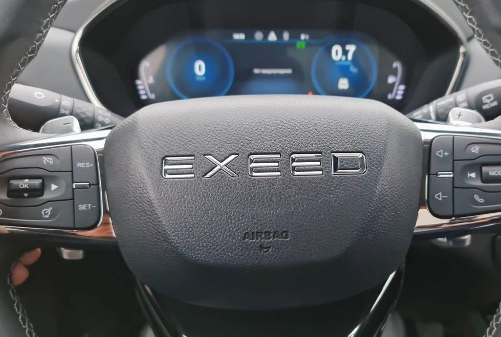Chery авто руль