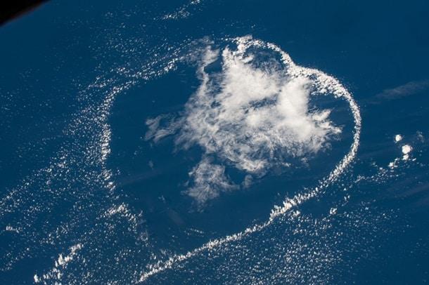 Земля с борта МКС фото
