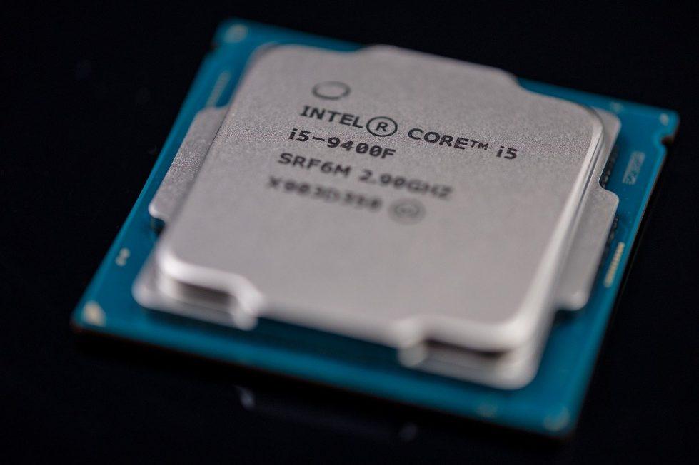 Intel компьютер процессор фото
