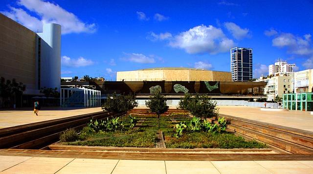 Театр Габима фото здание